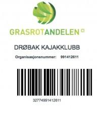 DKK trenger din grasrotandel